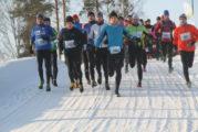 Henri Ansio vei nimiinsä ensimmäisen Himos Winter Trailin