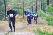 Vapunpäivän polkujuoksu Tampereella – Topi Anjala Inov-8 Trail Cupin nopein