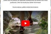 Juoksupätkiä ja fiilistelyä