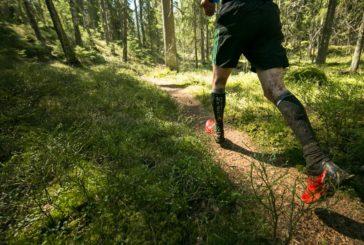 Viikko 32: Pitkä lenkki 3km:n välein vauhtia nostaen