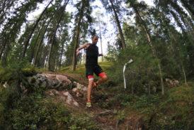 Toivanen haki vauhtia Trail Cupista