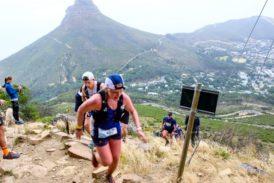 Marjo juoksi Ultra Trail Cape Town 65km