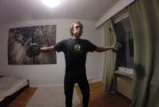 Viikko 51: Polkujuoksijan lihaskuntotreeni