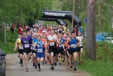 Inov-8 Trail Cupin huipentui Niihamaan – kokonaiskilpailu ratkesi tutuille nimille