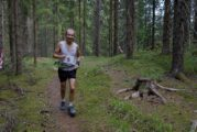 Ennätyshellekään ei haitannut menoa Loppi Traililla
