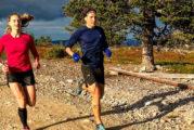 Viikko 33: Pitkä lenkki kevyesti poluilla