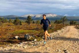 Viikko 32: Valmistava treeni Pyhä Tunturimaratonille