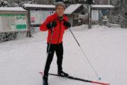 Viikko 44: Peruskestävyyttä hiihtäen