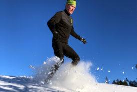 Viikko 49: Itsenäisyyspäivän lumilenkki.