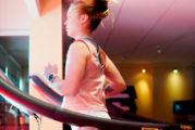 Viikko 11: Nousevavauhtinen harjoitus juoksumatolla.