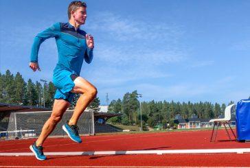 Viikko 36: 400 metrin vedot radalla.