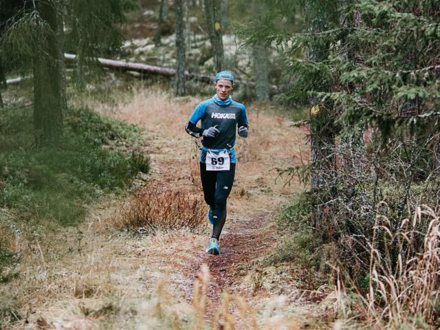 Polkujuoksuprofiili Juha Sorvisto – löysi vauhdin poluille 2020