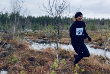Johanna Antila on vuoden 2020 polkujuoksija
