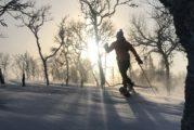 Lumikenkäily polkujuoksijan talviharjoitteluun