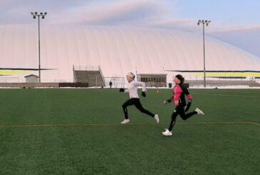 Viikko 14: Juoksutekniikkaa ja -loikkia