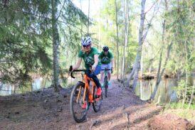 Viikko 28: Palauttavaa pyöräilyä