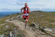 Boström vireessä Fjällmaratonilla